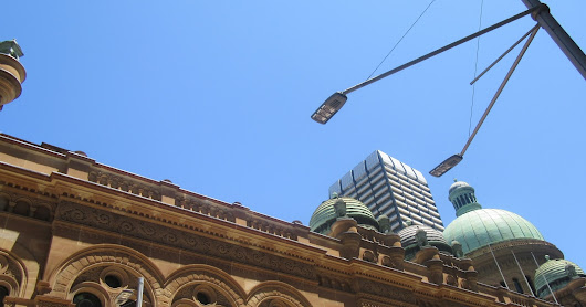 Escape To Sydney - Old Buildings And The Best Ice Cream