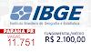 Concurso IBGE com mais de 11000 mil vagas para o Censo 2021. Saiba Mais