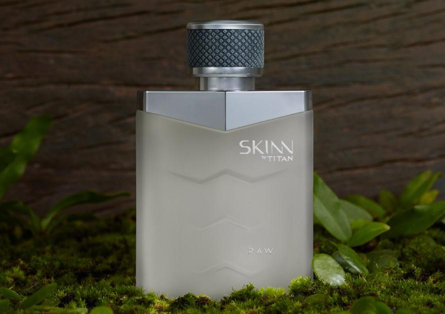 Skinn by Titan Raw Perfume For Men