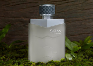 Skinn by Titan Raw Perfume For Men