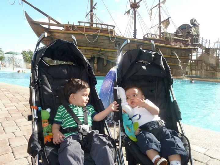 Mes Amigas  Viajando com os pequenos para a Disney Oba