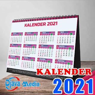 Cetak Kalender Salatiga