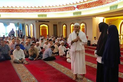Di Usia 16 Tahun, Vebrin Masuk Islam, Takbirpun Menggema di Masjid Sesaat Setelah Ia Mengucap Syahadat