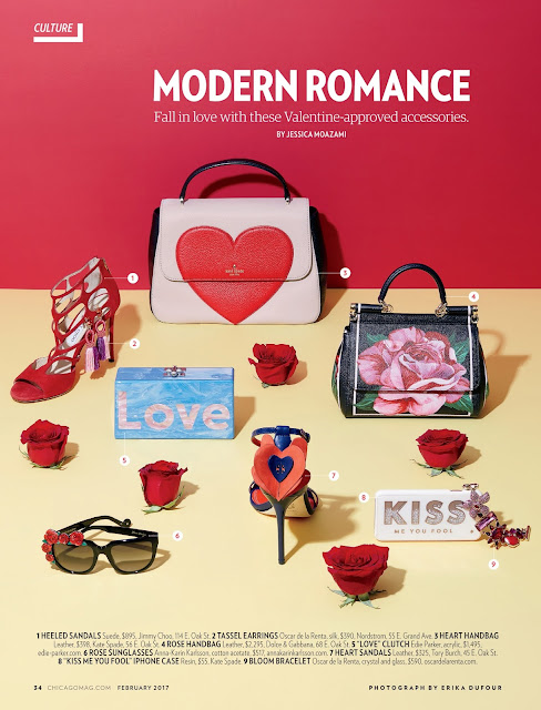 MODERN ROMANCE, Fall in Love with These Valentine-Approved Accessories
