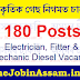 ONGC recruitment 2021 – Apply Online for 180 Electrician, Fitter & Mechanic Diesel Vacancy