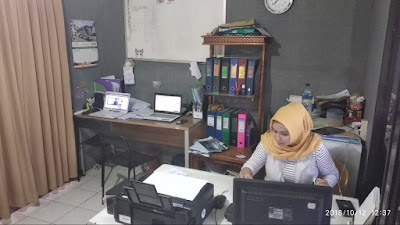 Administrasi jemputan Karyawan Way Solution grup 3