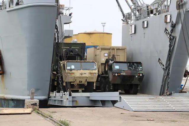 L'esercito americano è accolto calorosamente in Albania per l'importante esercitazione Defender-Europe 21