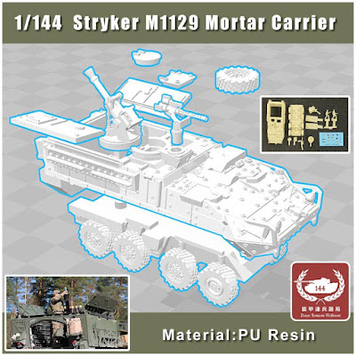 Stryker M1129 Mortar Carrier picture 2