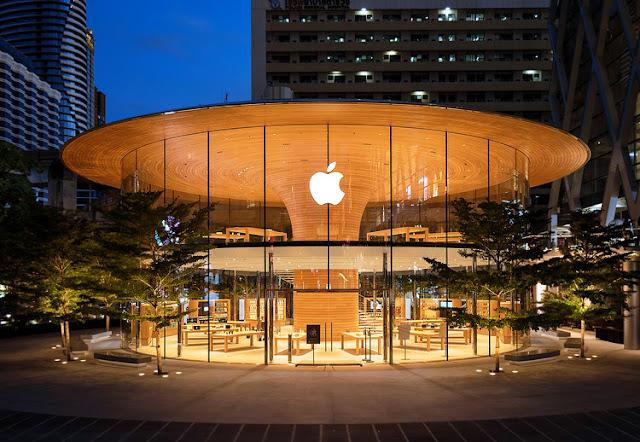 Apple Store Pertama Malaysia Dijangka Akan Dibuka Pada Tahun 2022 Di The Exchange TRX
