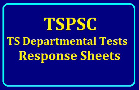 TSPSC Departmental Tests Response Sheets, May, November Results 2019 @ tspsc.gov.in /2019/07/TSPSC-Departmental-Tests -Response-Sheets-May-November-Results-2019-at-tspsc.gov.in.html