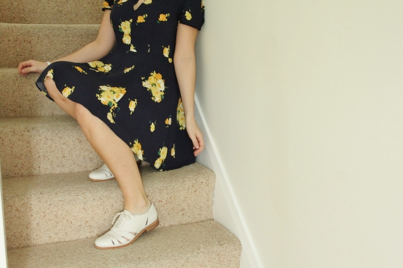 Spring Florals and Brogues Clarks