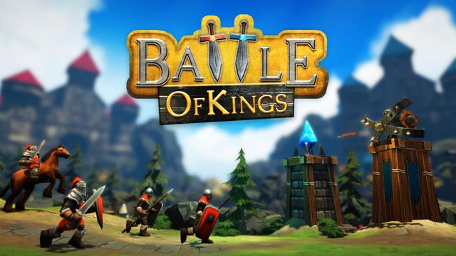Battle of Kings v1.0.8 NSP XCI NSZ For Nintendo Switch