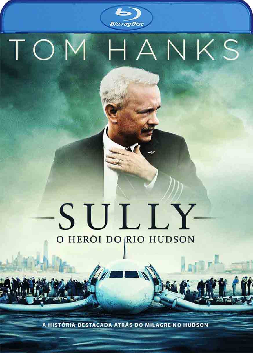 Sully O Herói do Rio Hudson (2016) BD-R 25GB