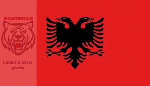 Albania iptv m3u Shqip