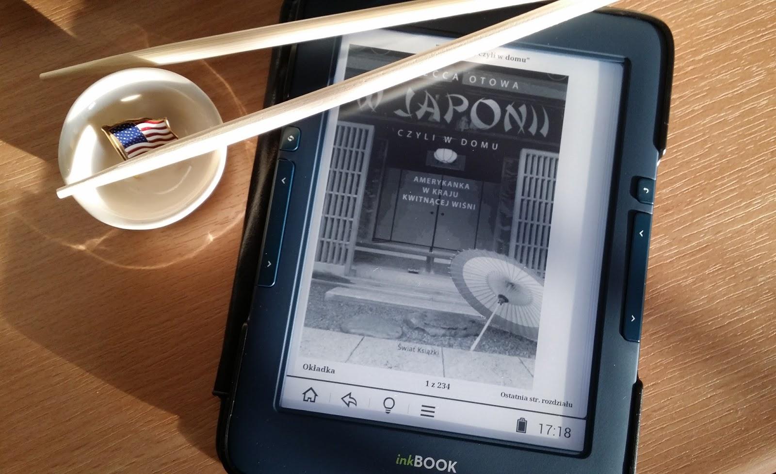 """Amerykanka w japońskim mikrokosmosie. Recenzja """"W Japonii, czyli w domu""""  Rebecca Otowa."""