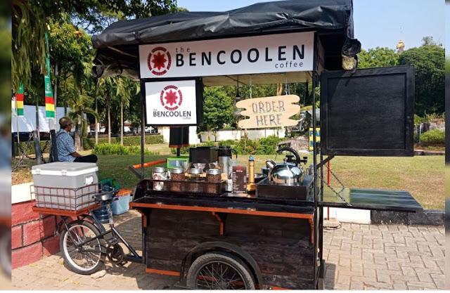 Pelatihan Barista dan Usaha Warung Kopi Bersama Bencoolen Coffee