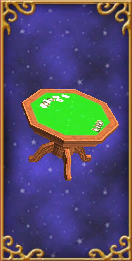 Wizard101 Great Sky Train Robbery Pack Furniture