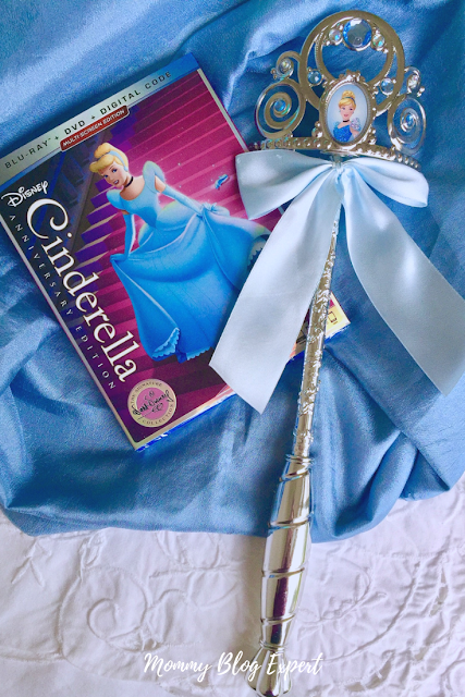 Mommy Blog Expert Isaiah Mustafa Spice Boys Videos: MOMMY BLOG EXPERT: Disney Cinderella Movie Review Giveaway