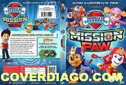 Paw patrol Mission paw - Mision paw