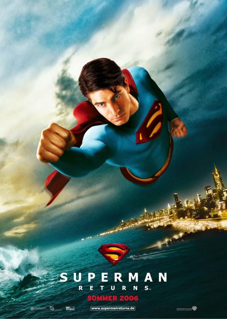 Poster 2 Superman Returns