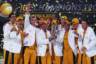 Shane Watson 105* - Australia vs New Zealand ICC Champions Trophy (CT) Final 2009 Highlights