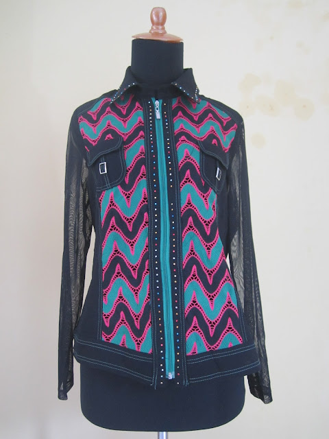 Jaket Wanita Basic Edition Ukuran S ( JKW 9 )