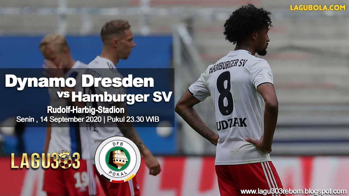 Dynamo Dresden Vs Hamburger SV