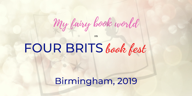 Four Brits Book Fest 2019 | Relacja