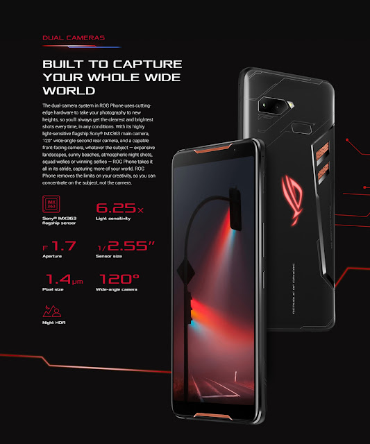 Asus Rog Phone Gamers