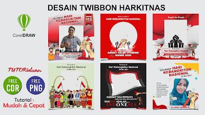 Twibbon HARKITNAS PNG
