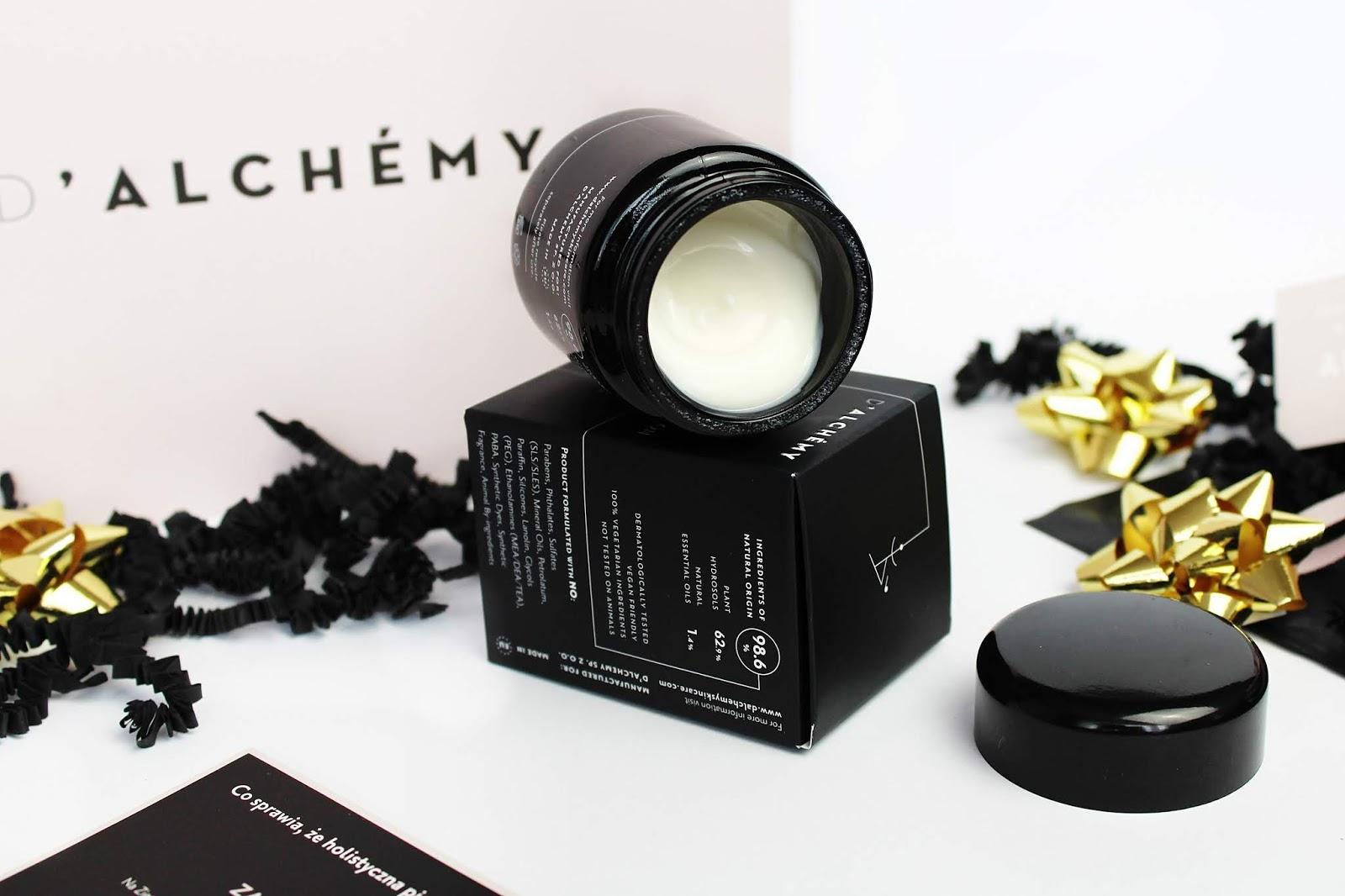 D'Alchemy, Age Cancellation Booster - lotion do cery tłustej i mieszanej