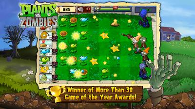 Revisión de la innovadora aplicación: Plants vs. Zombies