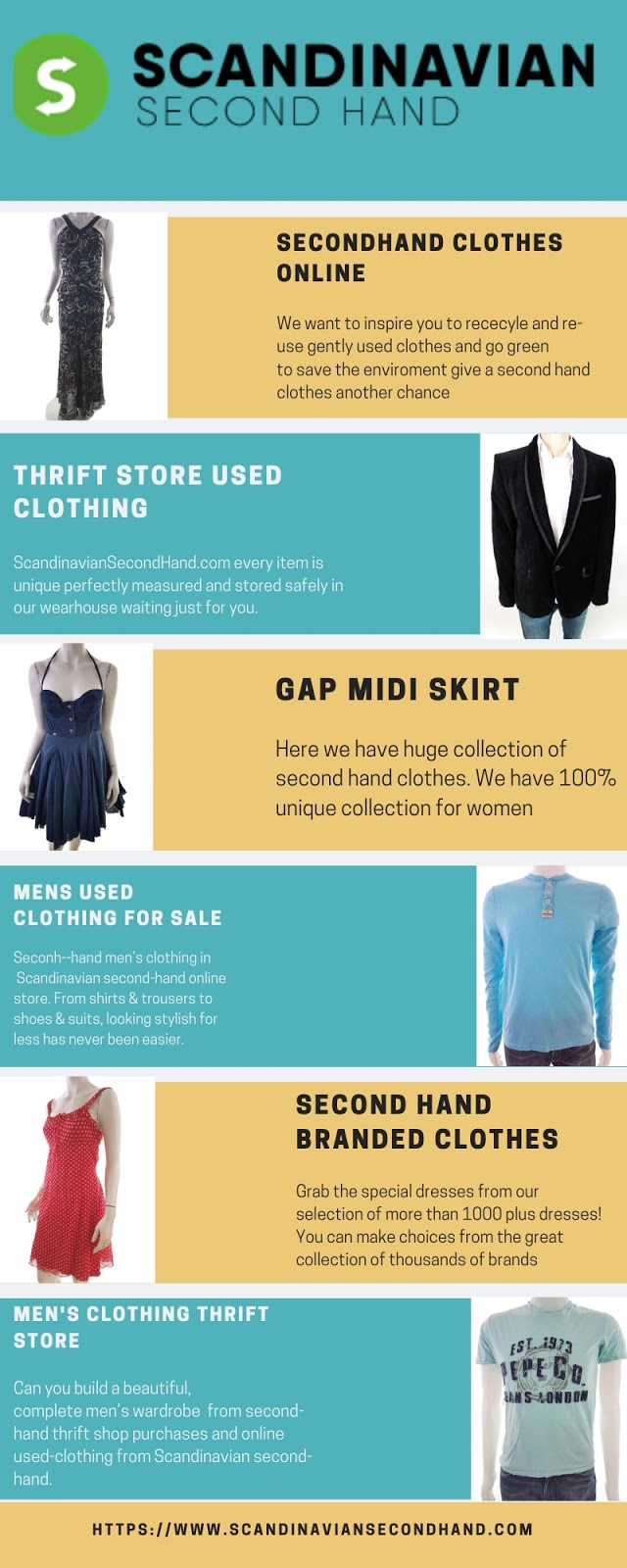Online Thrift Store Clothes >> Scandinavian Second Hand How Shopping Second Hand Can Make