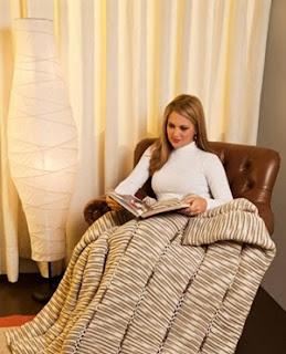 decoracao com trico , decoração de inverno