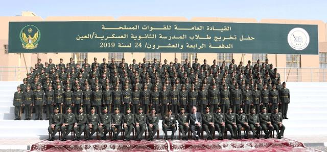 لطلاب الشهادة الاعدادية : التقديم والالتحاق بالثانوية العسكرية 2020-2021 تعرف على المواعيد والشروط