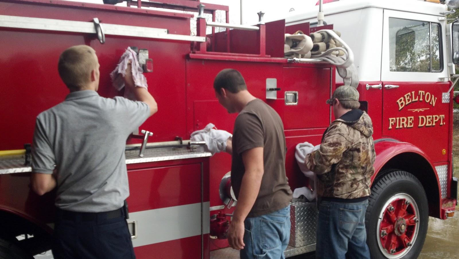 Ctc Firefighting Program November