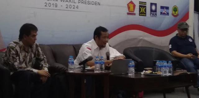 Untuk Menutupi Kecurangan, Juga Dibuat Kesalahan Entry C1 yang Untungkan Prabowo-Sandi