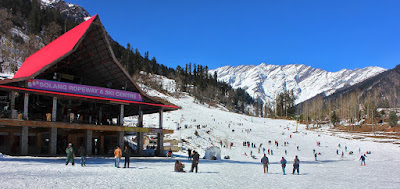 Palampur - Famous Tourist  Place in Himachal Pradesh (India)