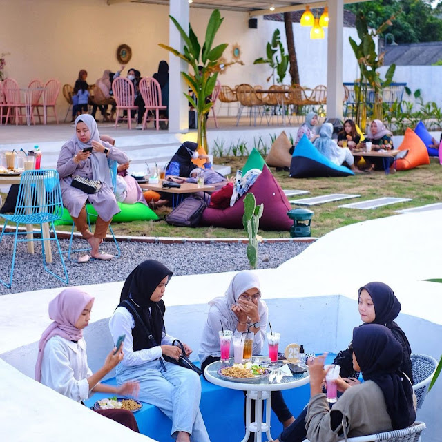 Spot Hangout Termegah di Selatan Jogja