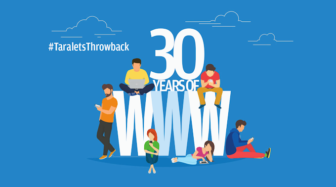 Happy 30th Birthday to the World Wide Web!