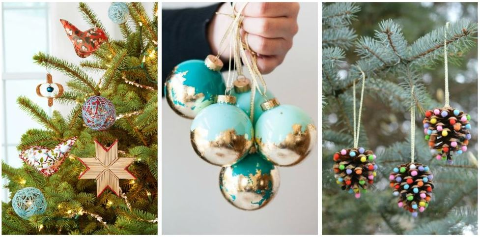 homemade holiday decoration ideas
