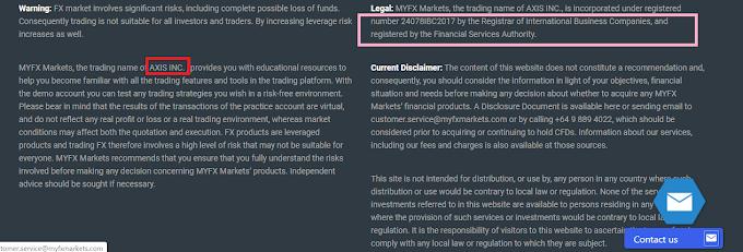 Myfxmarkets出金拒否の調査