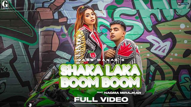 Shaka Laka Boom Boom Lyrics - Jass Manak - Bad Munda