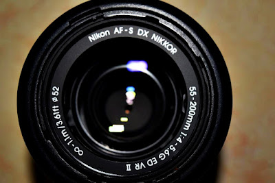 Review Lensa Nikon Nikkor af-s DX 55-200mm ED VR II (UNBOXING)