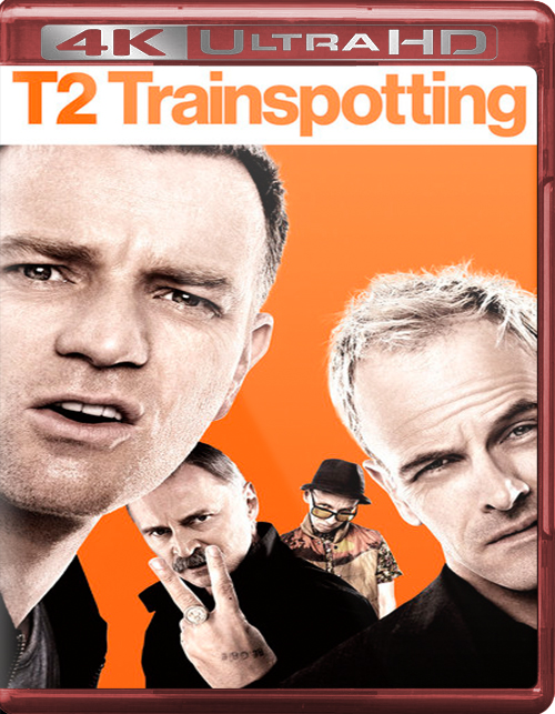 T2: Trainspotting [2017] [UHD] [2160p] [Español]