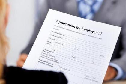 5 Contoh Surat Lamaran Kerja Staff Administrasi yang Baik dan Benar