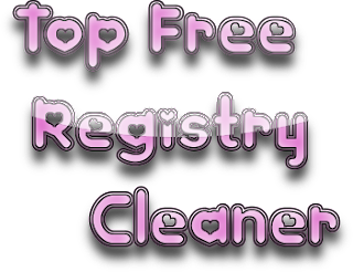 Top Ten Free Registry Cleaner Softwares
