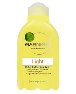 Harga Garnier Milky Lightening  Dew Toner