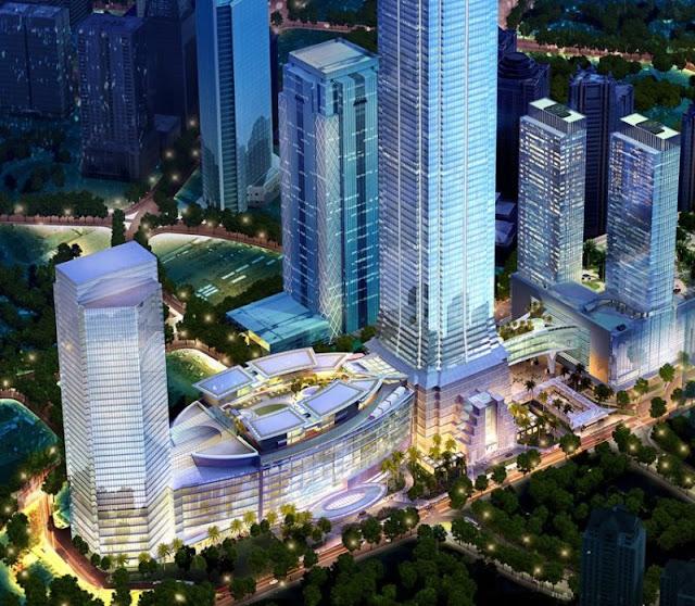 The Skyscraper Architecture: Signature Tower Jakarta