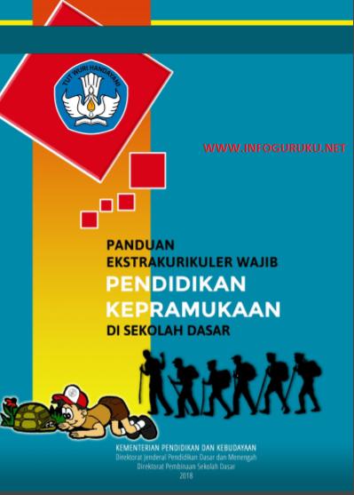 Download Panduan Ekstrakurikuler Wajib Kepramukaan Di Sd Tahun 2018 Pdf Infoguruku